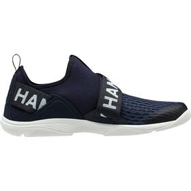 Helly Hansen Hydromoc Zapatillas Slip-On Mujer, navy/bleached aqua/off white